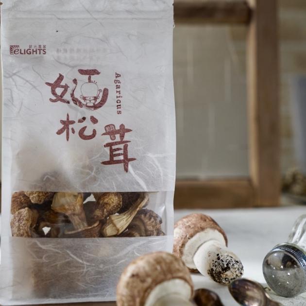 有機姬松茸 (乾燥) 單包 4