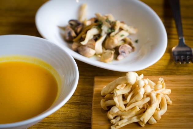 大白菇姬-芥末 2